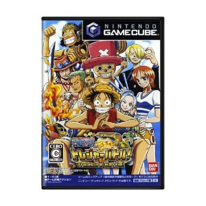 Jogo From TV Animation: One Piece Treasure Battle! - GameCube (Japonês)