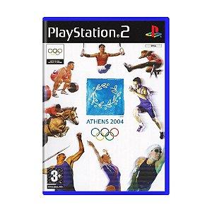 Jogo Athens 2004 - PS2 (Europeu)