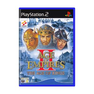 Jogo Age of Empires II: The Age of Kings - PS2 (Europeu)