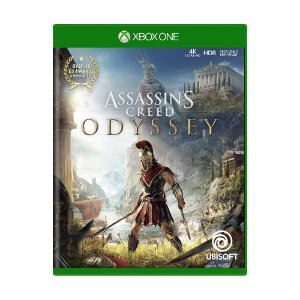 Jogo Assassin's Creed Odyssey - Xbox One