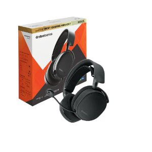 Headset Steelseries Arctis 3 - PC, Switch, PS4 e Xbox One