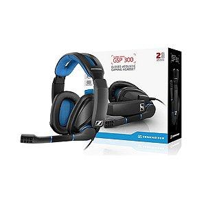 Headset Gamer Sennheiser GSP 300 com fio - PC, PS4 e MAC