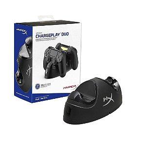 Base Carregadora Hyperx Chargeplay Duo - PS4