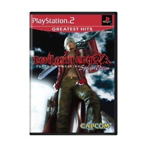Jogo Devil May Cry 3: Dante's Awakening (Special Edition) - PS2