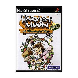 Jogo Harvest Moon: A Wonderful Life - PS2