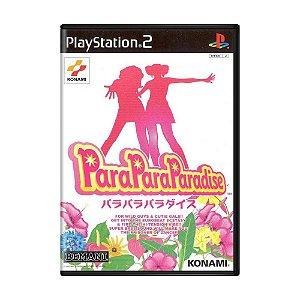 Jogo Para Para Paradise - PS2 (Japonês)