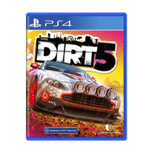 Jogo Dirt 5 - PS4