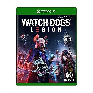 Jogo Watch Dogs: Legion - Xbox One
