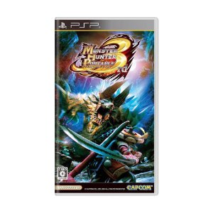 Jogo Monster Hunter Portable 3RD - PSP