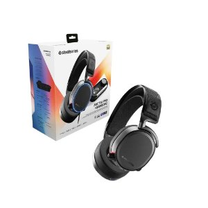 Headset Gamer Steelseries Arctis Pro + GameDAC com fio - PS4, PC