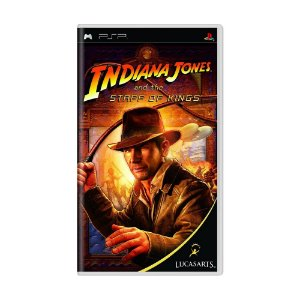 Jogo Indiana Jones and the Staff of Kings - PSP