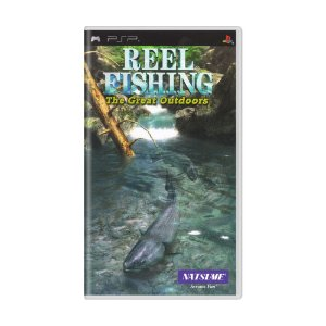 Jogo Reel Fishing: The Great Outdoors - PSP