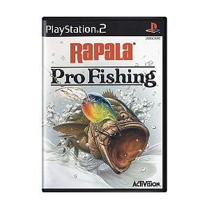 Jogo Rapala Pro Fishing - PS2
