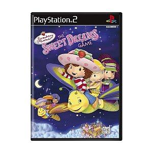 Jogo Strawberry Shortcake: The Sweet Dreams Game - PS2