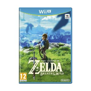 Jogo The Legend of Zelda: Breath of the Wild - Wii U (Europeu)