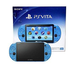 Console PlayStation Vita Aqua Blue - Sony