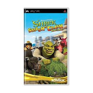 Jogo Shrek Smash n' Crash Racing - PSP