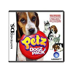 Jogo Petz Dogz Pack - DS