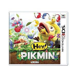 Jogo Hey! Pikmin - 3DS