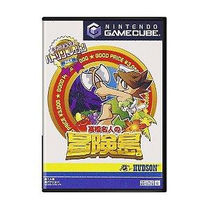 Jogo Hudson Selection Vol. 4: Takahashi Meijin no Bouken Jima - GameCube (Japonês)