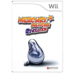 Jogo Mercury Meltdown: Revolution - Wii