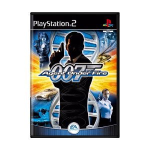 Jogo 007 Agent Under Fire - PS2