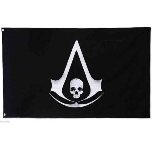 Bandeira Assassin's Creed IV: Black Flag