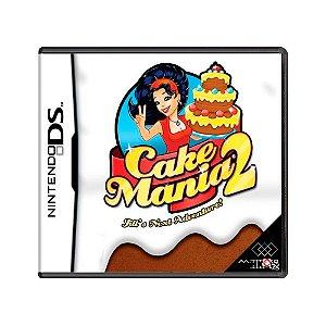 Jogo Cake Mania 2 - DS