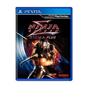 Jogo Ninja Gaiden Sigma Plus - PS Vita