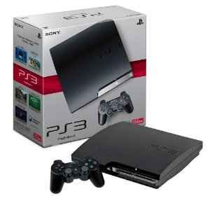 Console PlayStation 3 Slim 320GB - Sony