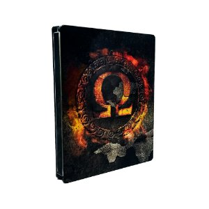 Jogo God of War Omega Collection (SteelCase) - PS3