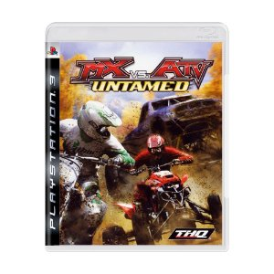 Jogo MX vs. ATV Untamed - PS3