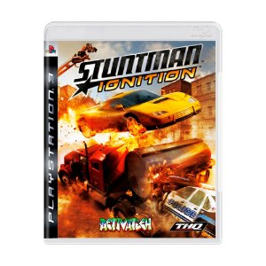 Jogo Stuntman: Ignition - PS3
