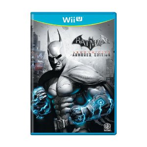 Jogo Batman Arkham City: Armored Edition - Wii U