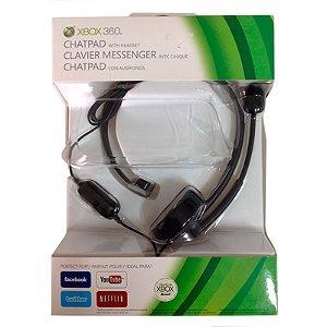 Headset Microsoft Basico com fio - Xbox 360