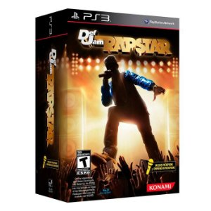 Kit Def Jam Rapstar - PS3