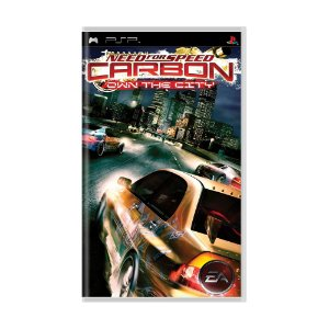 Jogo Need for Speed Carbon: Own The City - PSP