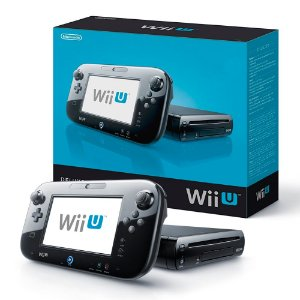 Console Nintendo Wii U Deluxe Set 32GB Preto - Nintendo