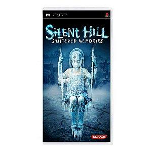 Jogo Silent Hill: Shattered Memories - PSP