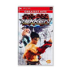 Jogo Tekken Dark Resurrection - PSP