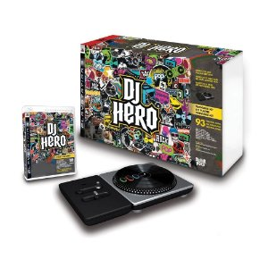 DJ Hero Bundle - PS3