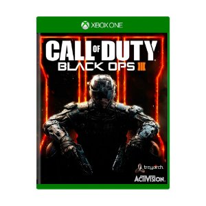 Jogo Call of Duty: Black Ops III - Xbox One