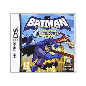 Jogo Batman: El Intrepido Batman - El videojuego - DS (Europeu)
