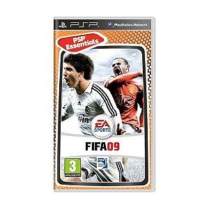 Jogo FIFA 09 - PSP