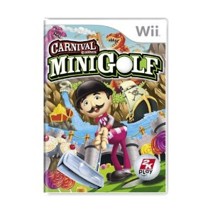 Jogo Carnival Games: Mini-Golf - Wii