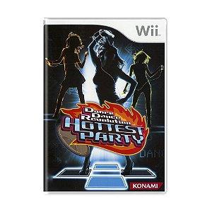 Jogo Dance Dance Revolution Hottest Party - Wii