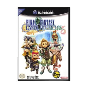 Jogo Final Fantasy Crystal Chronicles - GameCube