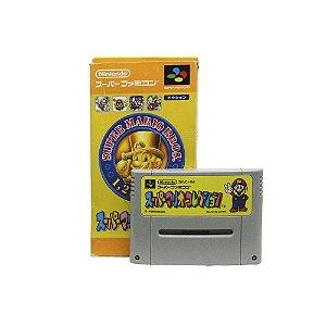 Jogo Super Mario Collection - SNES (Japonês)