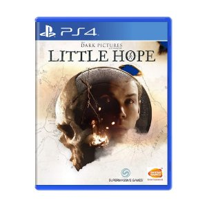 Jogo The Dark Pictures Anthology: Little Hope - PS4