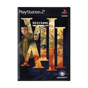Jogo XIII - PS2